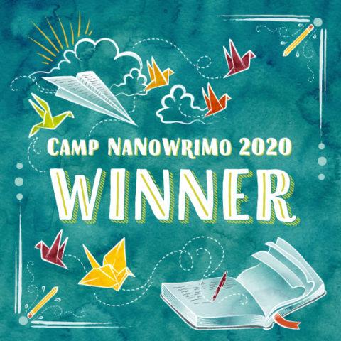 Camp Nano Win April 2020