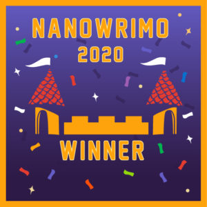 NaNoWriMo Win November 2020