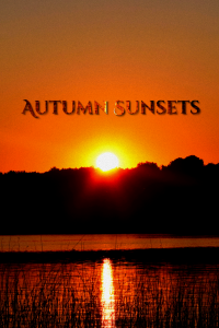 Autumn Sunsets Journal
