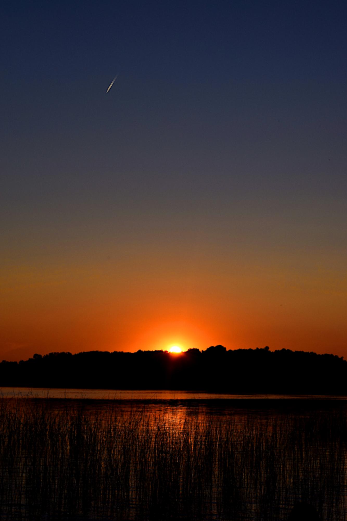 Autumn Sunset Website Icon